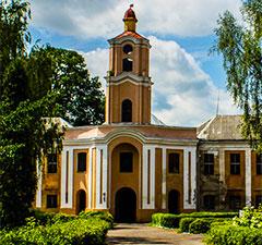 Замок Радзивиллов или Олыцкий замок