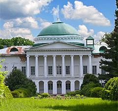 Дворец Галаганов в Сокиринцах