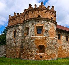 Замок Острожских
