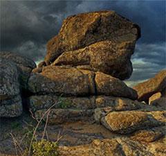 Каменные могилы — Украинский степной природный заповедник
