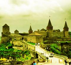 Каменец-Подольский замок – заповедник Каменец