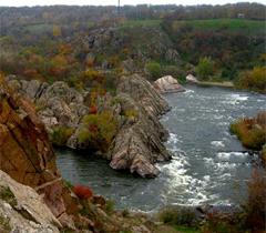 Регионально-ландшафтный парк Гранитно-степное Побужье